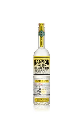 Hanson Meyer Lemon Vodka