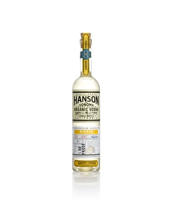 Hanson Ginger Vodka