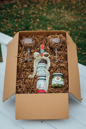 DIY Martini Cocktail Kit