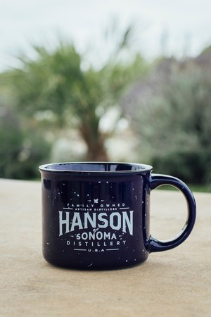 Hanson Camping Cup Blue