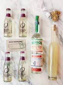 DIY Moscow Mule Cocktail Kit