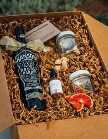 DIY Old Fashioned Cocktail Kit